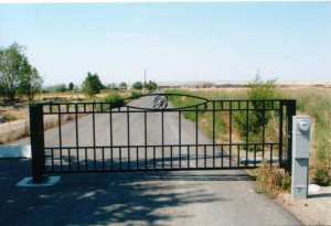 automated gate system